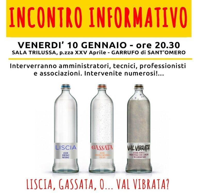 Piattaforma rifiuti liquidi: il Comitato organizza assemblea anche a Sant'Omero