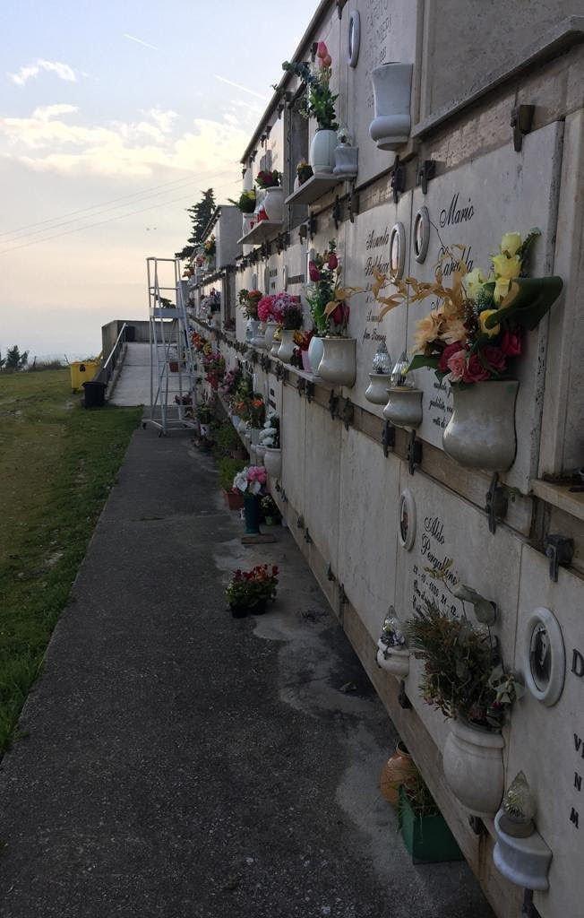 Roseto, FdI attacca l'amministrazione: 'cimitero di Montepagano nel degrado'