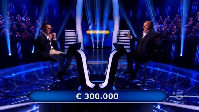 Giovane del pescarese a Chi vuol essere milionario: in ballo 1 milione di euro