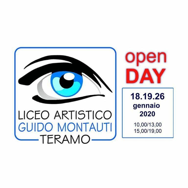 Teramo, open day al Liceo Artistico 'Montauti'