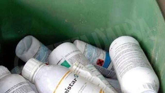Fossacesia, dati positivi dalla raccolta differenziata dei contenitori di fitofarmaci