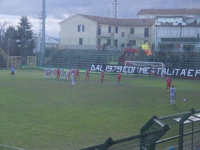 Colpo esterno del Real Giulianova, 0-2 sul campo dell'Atletico Terme Fiuggi