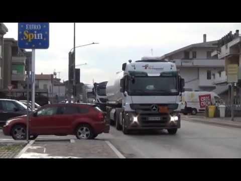 """Silvi, caos A14 e viadotto del Cerrano. Quaresimale (Lega Abruzzo): """"Stato di emergenza e richiesta danni per 200milioni"""" NOSTRI SERVIZI"""