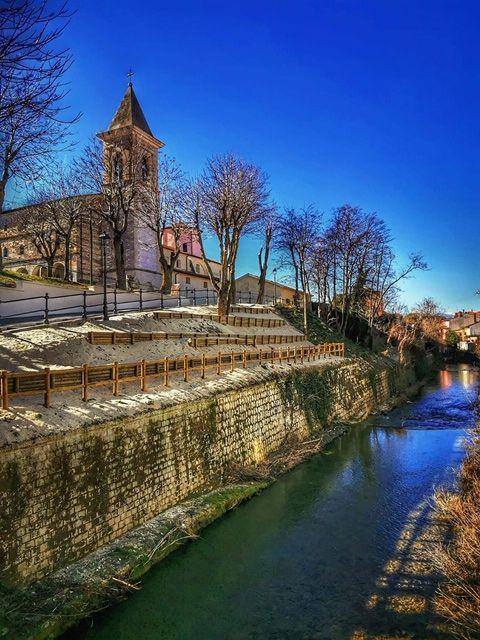 Pescina, difesa fiume Giovenco: sabato consiglio straordinario
