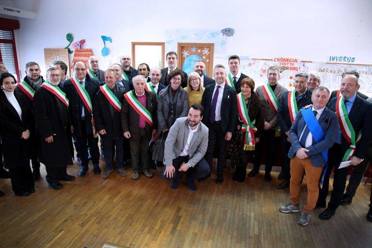 L'Abruzzo che spende i fondi Europei: la giunta fa tappa a Miglianico e snocciola i dati