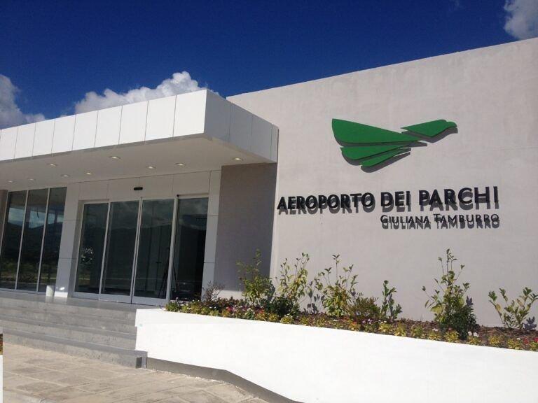 Aeroporto dei Parchi: il concessionario pronto a rilanciare lo scalo