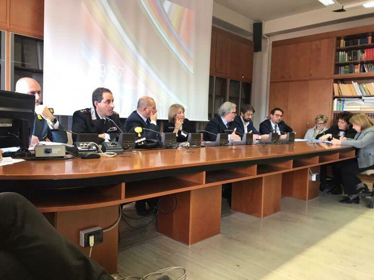 Coronavirus, riunione in prefettura a Teramo: non ci sono contagi. Scuole aperte e manifestazioni confermate