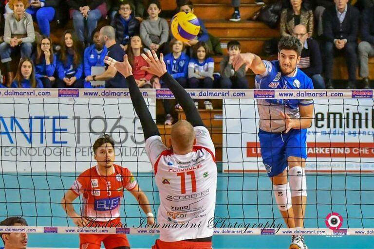Volley, domani Blueitaly Pineto incontra in casa Macerata
