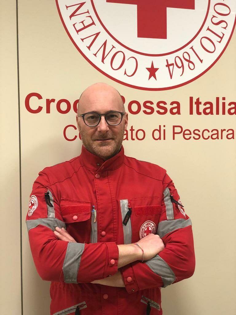 Pescara, Croce Rossa: Desiderio nuovo presidente