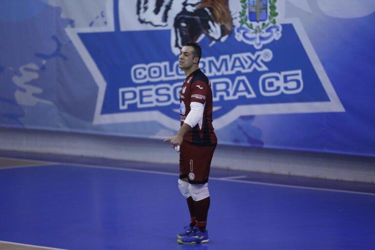 Futsal, Acqua e Sapone si ferma a 12 contro Pesaro