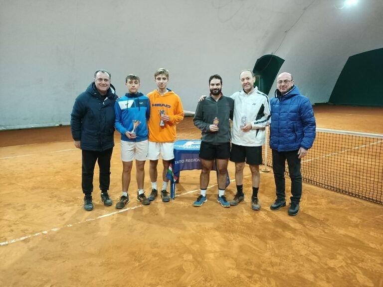 Tennis, concluso il secondo Torneo Nazionale d'Inverno 2020 disputato a Silvi