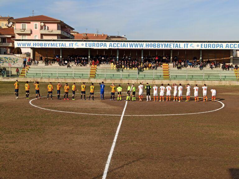 Promozione, il Mosciano stende la Sant 3-0