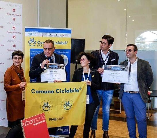 Giro d'Italia e cicloturismo: i progetti del Comune di Tortoreto