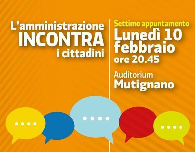 Pineto, l'Amministrazione incontra i cittadini di Mutignano