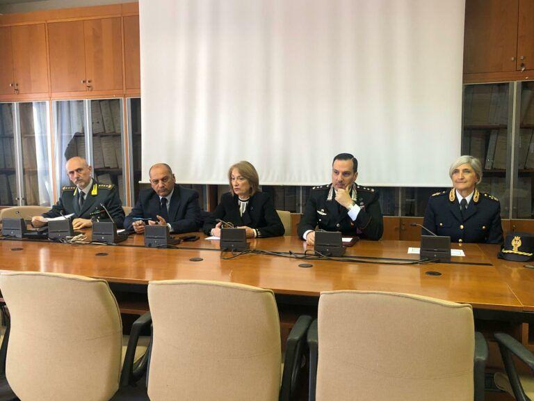 Teramo, sicurezza: diminuiscono i reati in provincia, ma aumentano furti e violenze sessuali