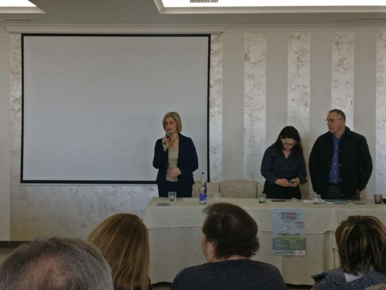 Frana di Ponzano tre anni dopo: il ricordo e la ricostruzione, oramai vicina FOTO VIDEO