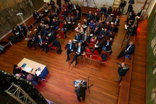 Monetti confermato presidente di Confcooperative Abruzzo. L'assemblea a Francavilla
