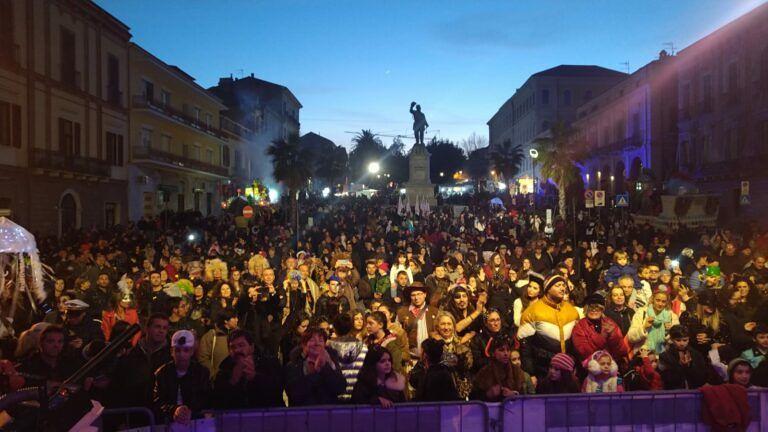Carnevale Giulianova: I ringraziamenti dell'Assessore Di Carlo e del Consigliere Giorgini