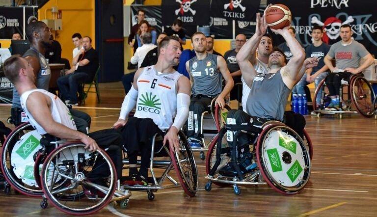 Basket in carrozzina, l'Amicacci Giulianova alla fase finale di Euroleague1