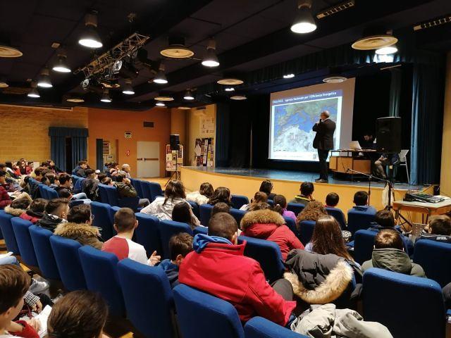 Il Comitato ANCE Giovani Abruzzo incontra le classi partecipanti Teatro Comunale di Fara San Martino