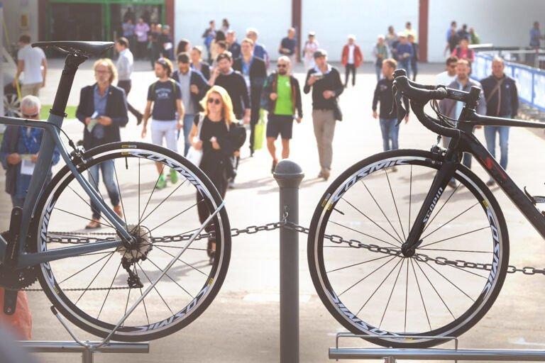 L'Abruzzo a Verona per agli oscar del cicloturismo