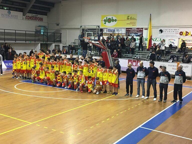 Basket, Giulianova all'esame Rimini