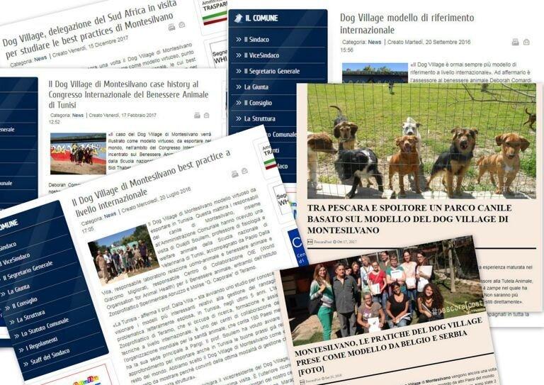 Canile intercomunale Pescara-Montesilvano: il Dog Village non ci sta