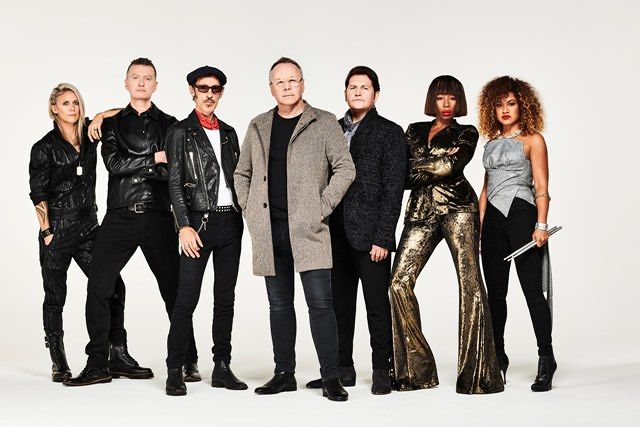 I Simple Minds in concerto a Pescara
