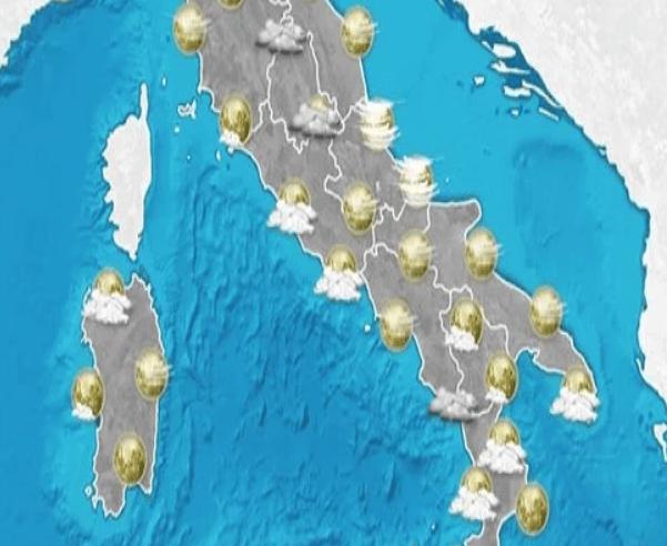 Vento forte e mareggiate in Abruzzo nelle prossime ore