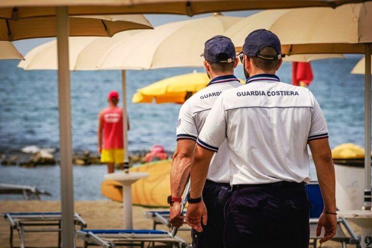 Giulianova, occupazioni e opere abusive: denunciati due balneatori