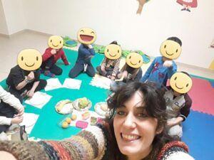 Helen Doron English stimola l'apprendimento dell'inglese in modo naturale e divertente