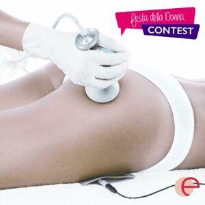 Partecipa al Contest per la FESTA DELLA DONNA. ELISIR mette in palio 3 sedute di ultrasuono per il corpo.