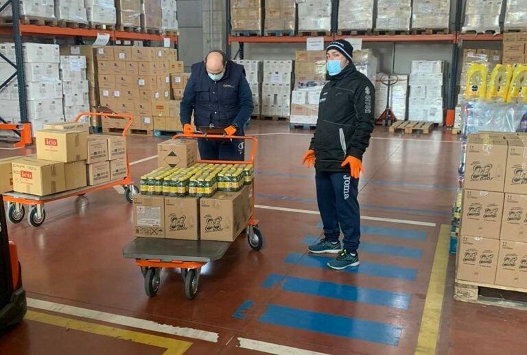 Abruzzo, Banco Alimentare: la carità non va in quarantena