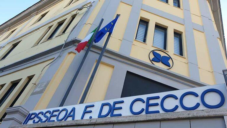 Pescara: al 'De Cecco' e all'IIS Alessandrini le lezioni si svolgono online