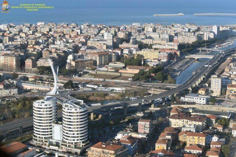 Pescara, aria inquinata nonostante il traffico bloccato dal Coronavirus