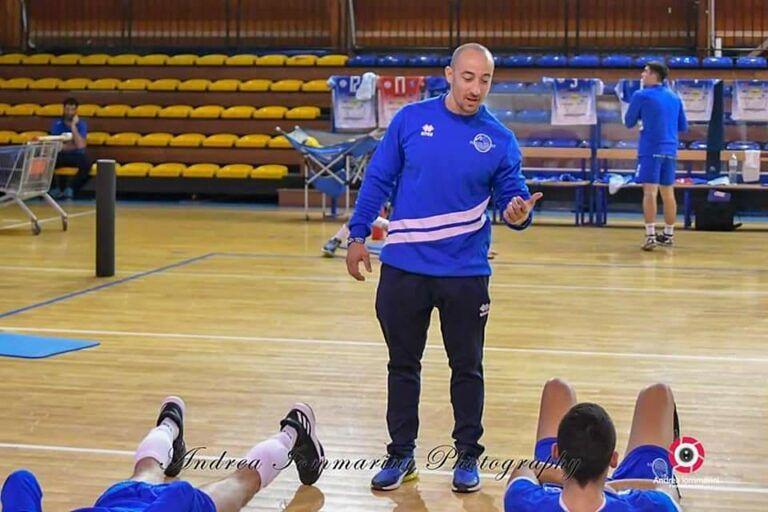 Volley, la Blueitaly Pineto non si ferma e si allena a distanza