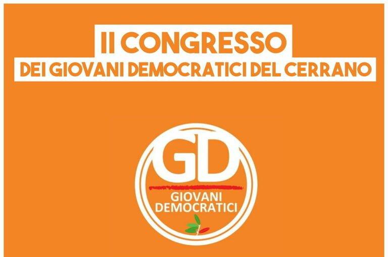 A Pineto il secondo congresso dei Giovani Democratici del Cerrano
