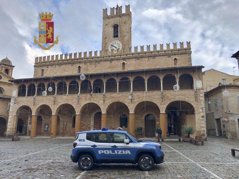 Botte al carnevale di Offida: Daspo urbano per un giovane di Sant'Egidio