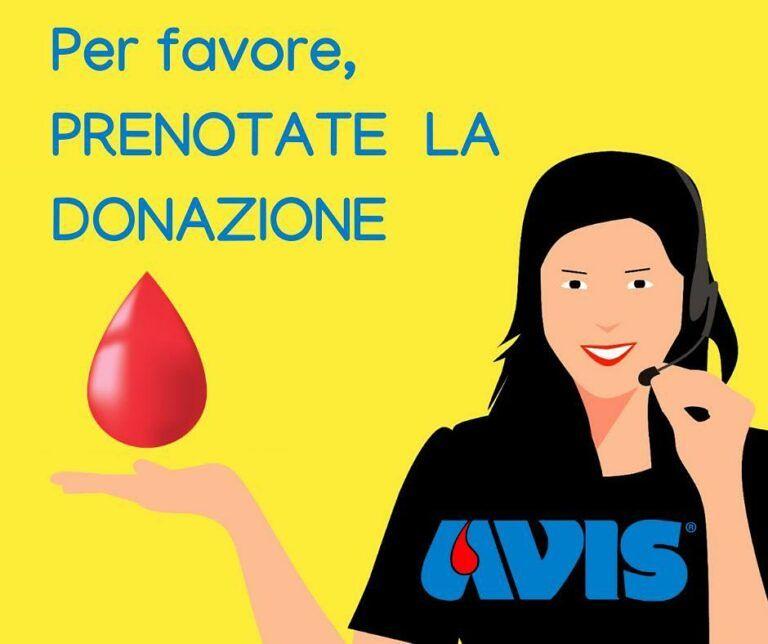 Pescara, donazioni di sangue solo su prenotazione: COME FARE