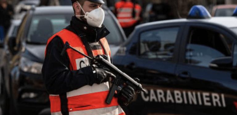 Città Sant'Angelo: controlli dei carabinieri tra le case popolari