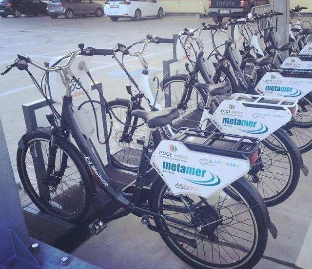 Vasto, una postazione del bike sharing verrà posizionata in Piazzale Histonium