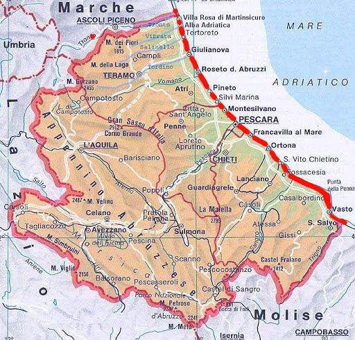 Cartina Abruzzo Pdf.Coronavirus Solidarieta Alimentare La Ripartizione Per I Singoli Comuni Abruzzesi Le Cifre Ultime Notizie Cityrumors It News Ultima Ora