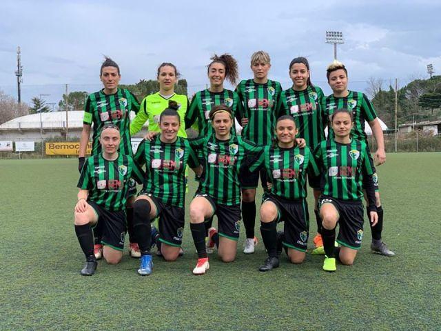 Il Chieti Calcio Femminile impatta 2-2 contro la Ludos Palermo