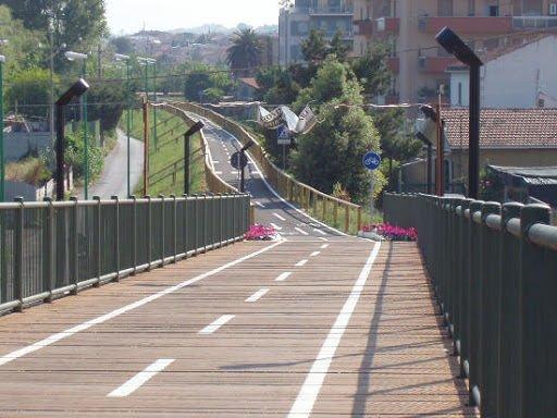 Pescara, le piste ciclabili della Provincia passano al Comune