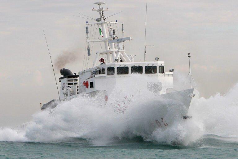 Stop ai traghetti, la Guardia Costiera di Pescara pronta da assistere le Tremiti