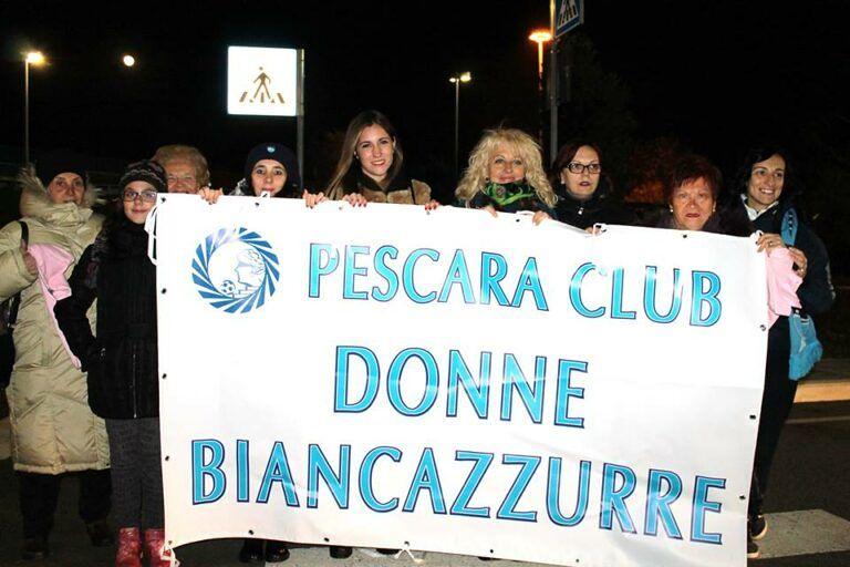 Coronavirus, Pescara: le Donne Biancazzurre lanciano la raccolta fondi-COME DONARE
