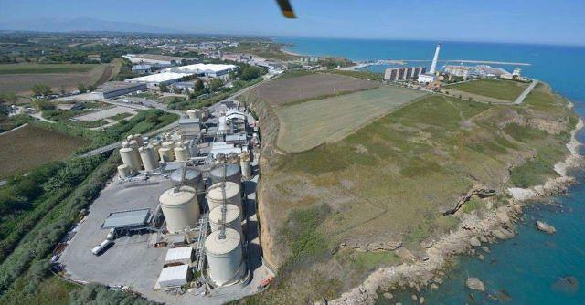 Vasto, 'misteriose emissioni' nella Zona Industriale di Punta Penna: interviene l'associazione civica Porta Nuova