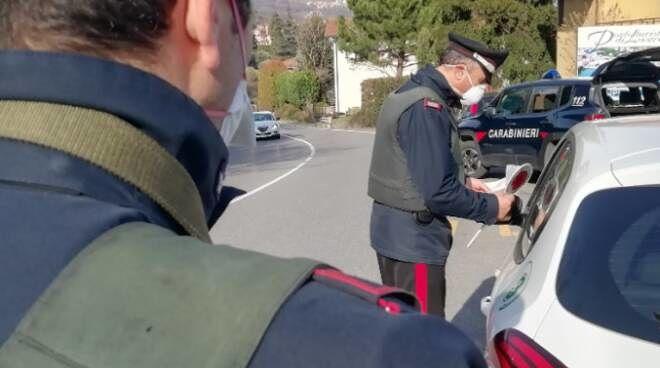 """Teramo, """"Estate sicura"""": numerosi controlli dei carabinieri su strada e negli esercizi commerciali"""