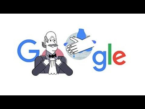 Google ricorda Ignaz Semmelweis e l'importanza di lavarsi le mani