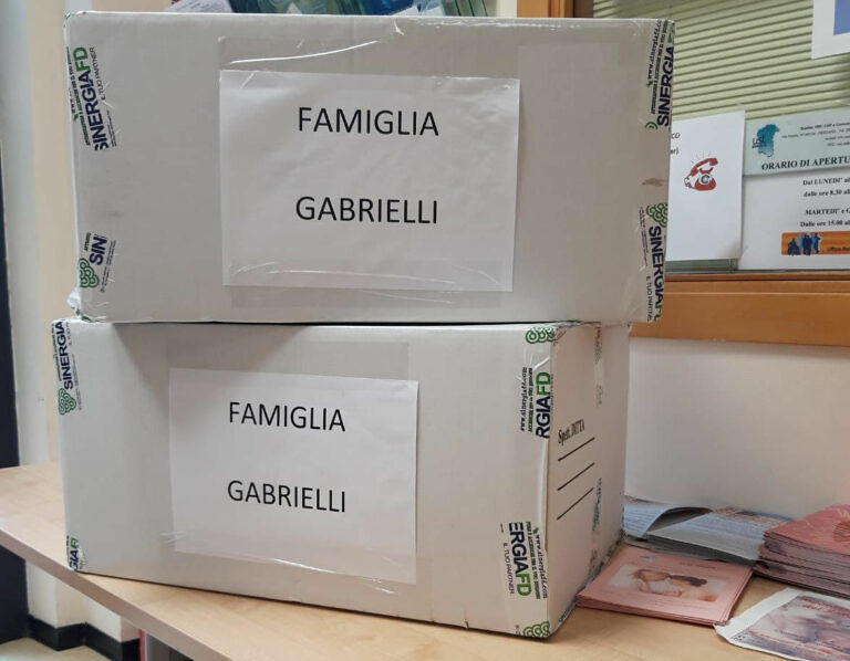 Coronavirus, Gabrielli dona 5mila mascherine alla Asl di Pescara